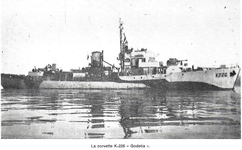 Les Belges dans la navale en 39 - 45 A1210