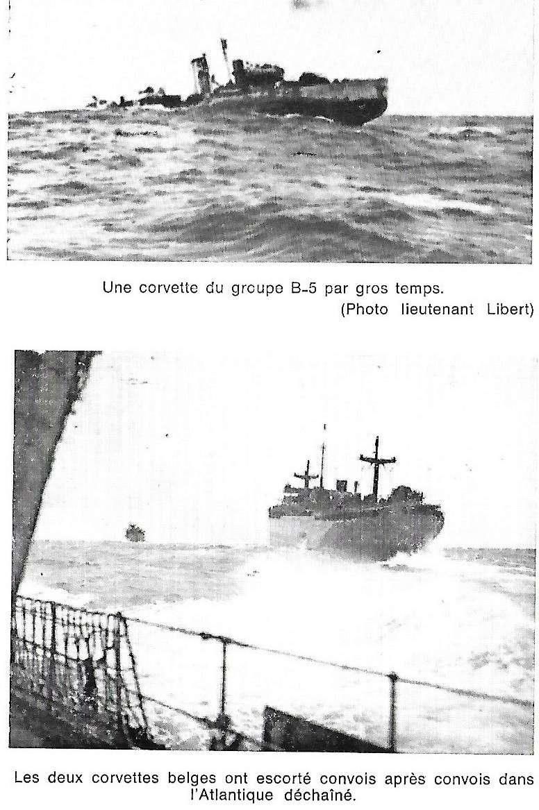 Les Belges dans la navale en 39 - 45 A1310