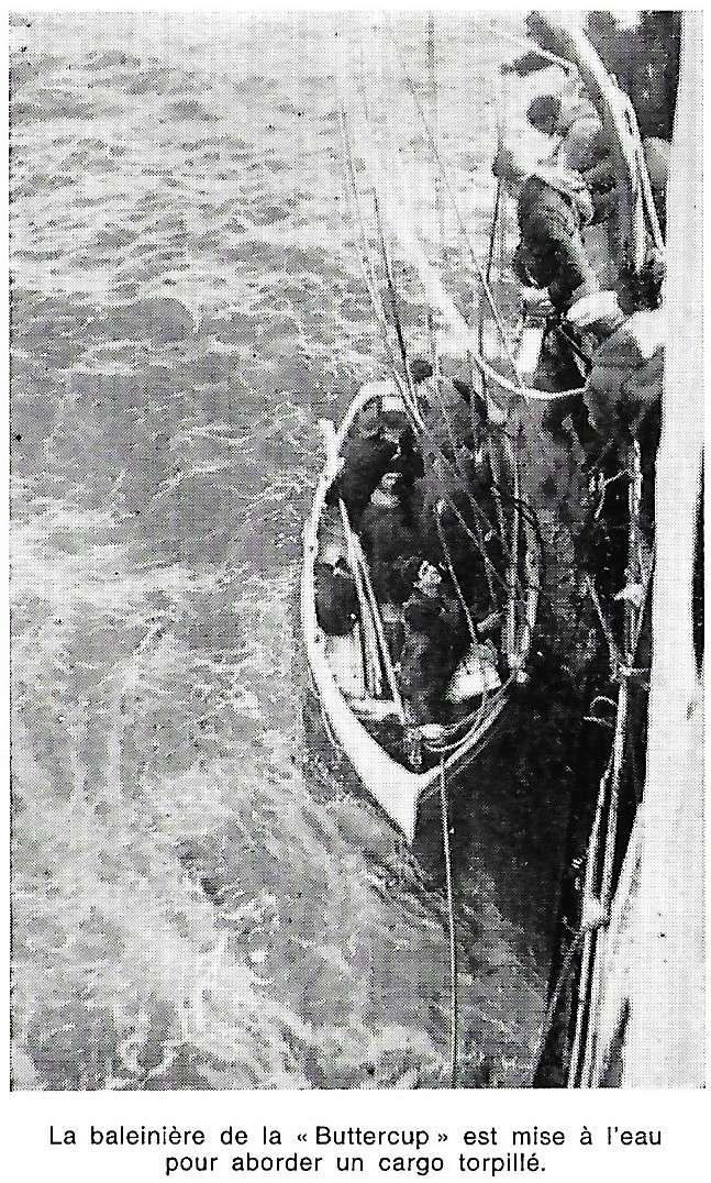 Les Belges dans la navale en 39 - 45 A1510