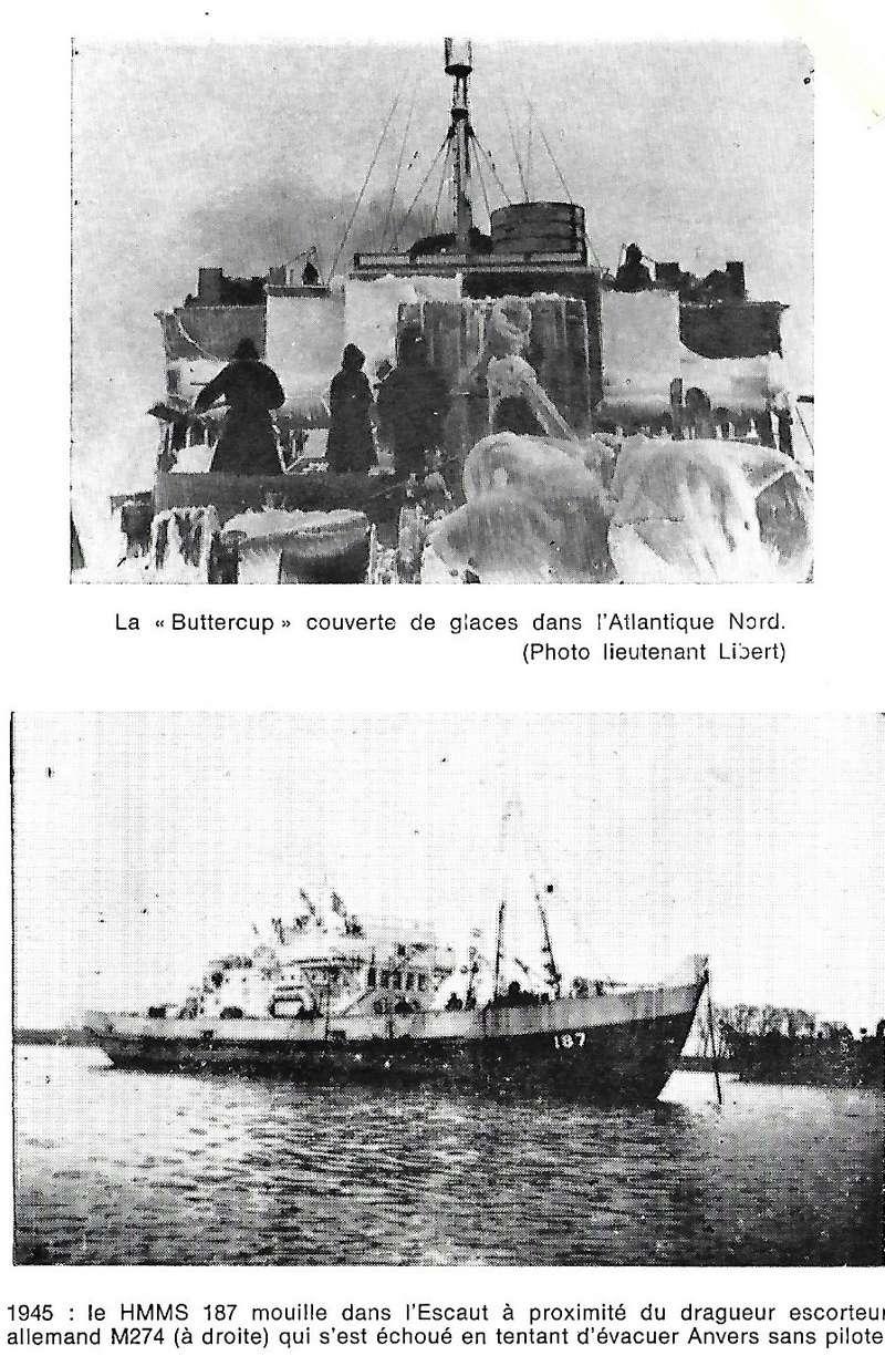Les Belges dans la navale en 39 - 45 A1910