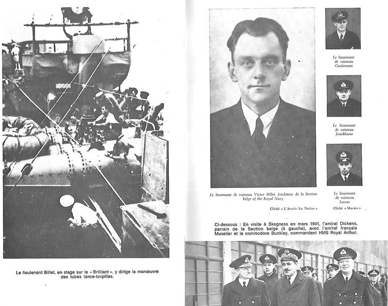 Les Belges dans la navale en 39 - 45 A210