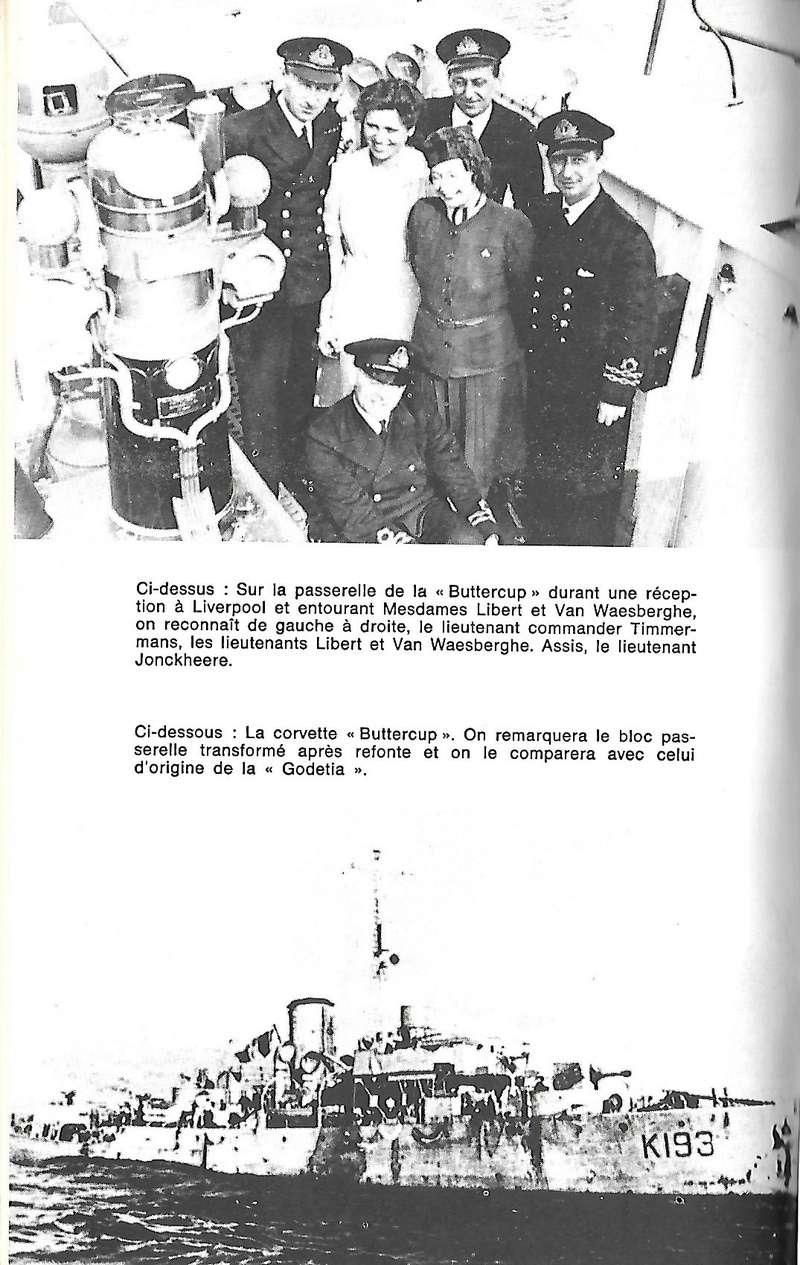 Les Belges dans la navale en 39 - 45 A2210