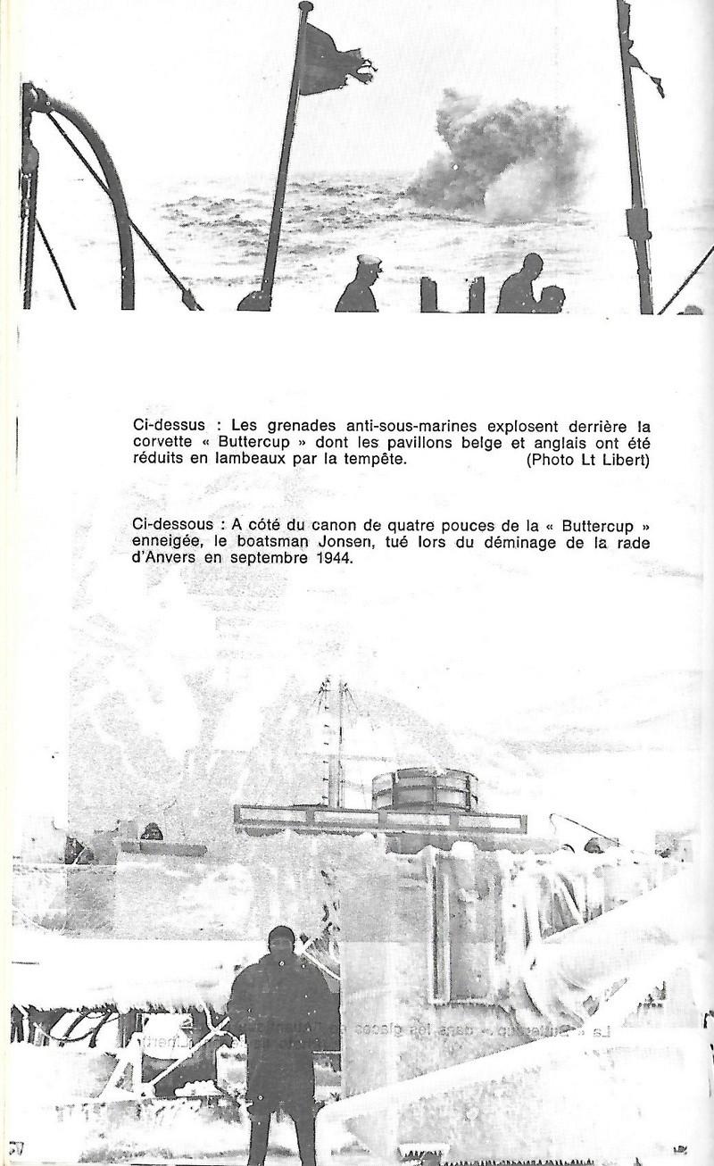 Les Belges dans la navale en 39 - 45 A2410