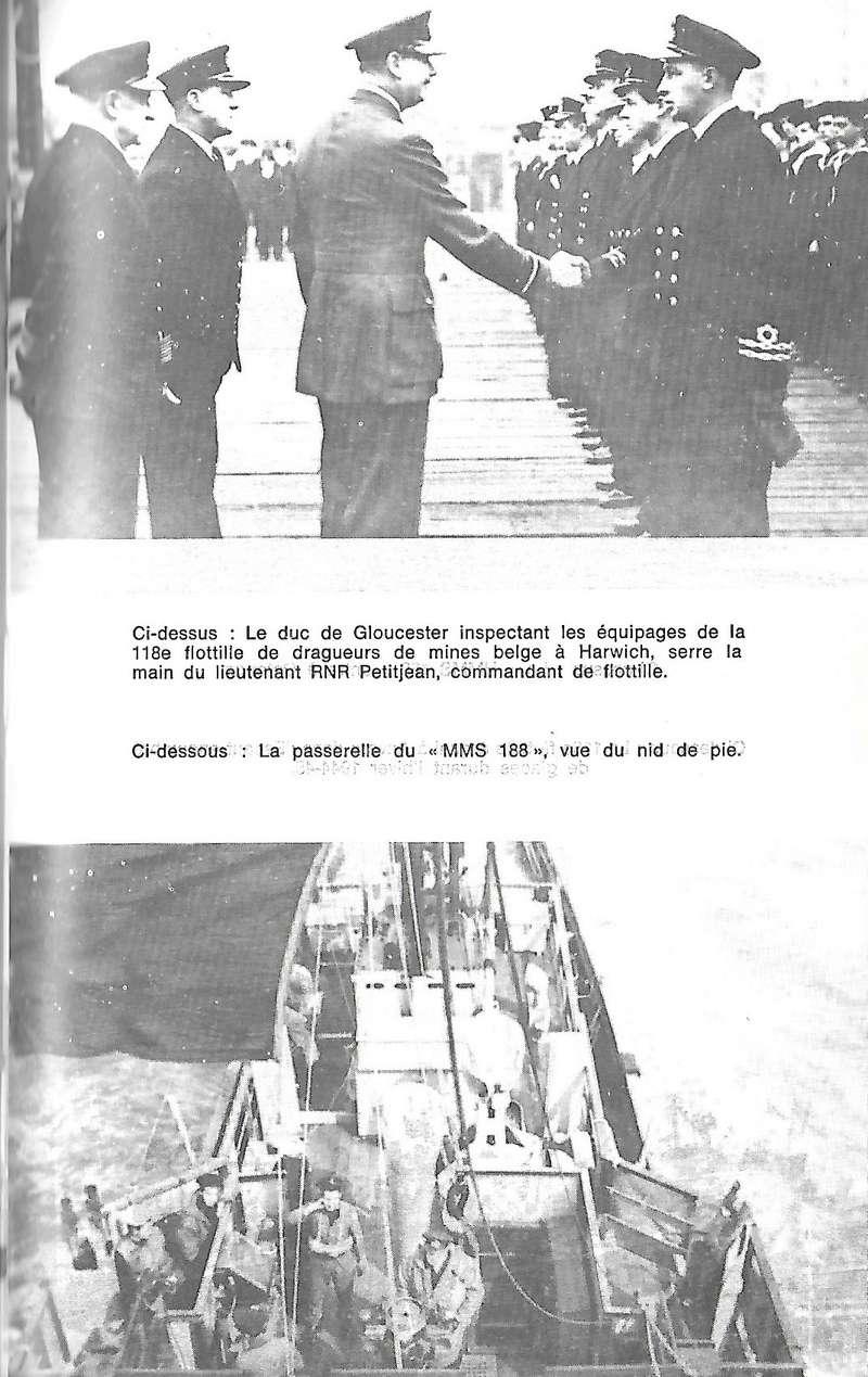 Les Belges dans la navale en 39 - 45 A2510