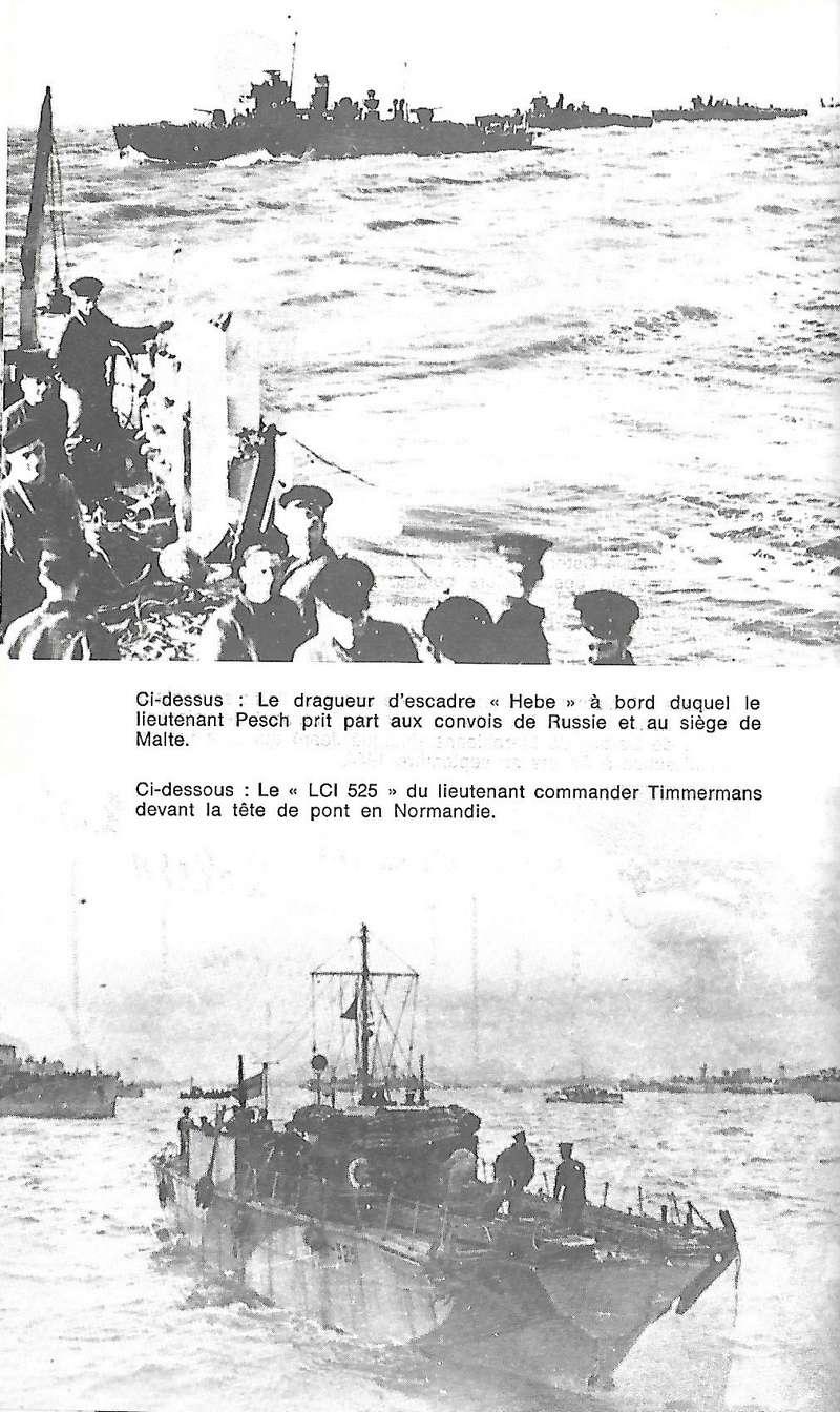 Les Belges dans la navale en 39 - 45 A2810