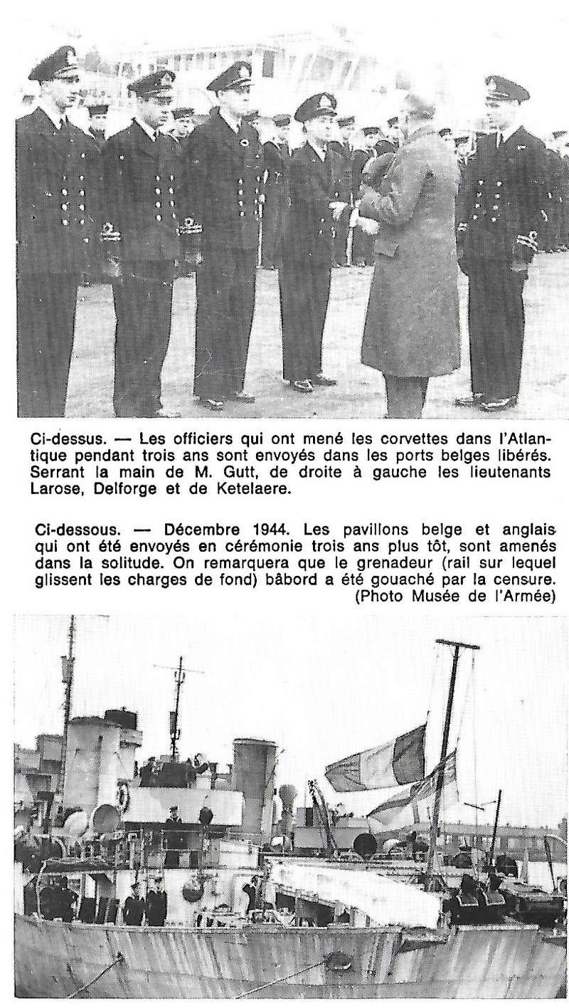 Les Belges dans la navale en 39 - 45 A3910