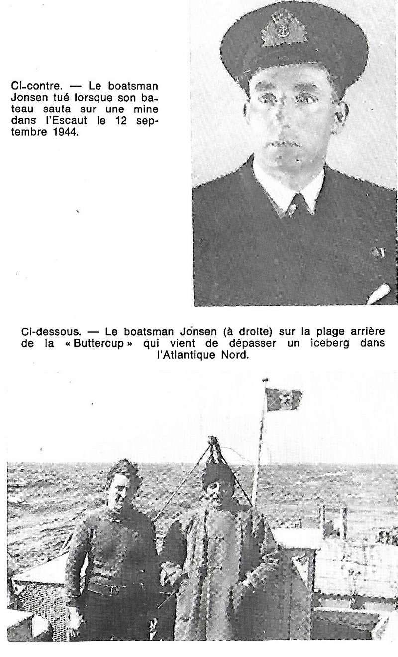Les Belges dans la navale en 39 - 45 A4010