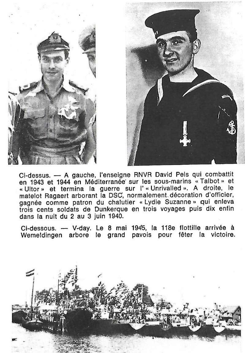 Les Belges dans la navale en 39 - 45 A4310