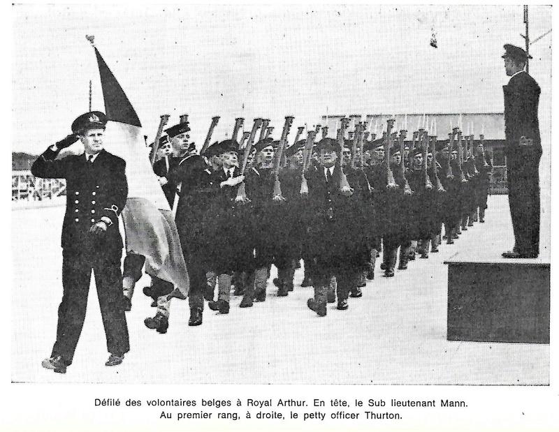 Les Belges dans la navale en 39 - 45 A810