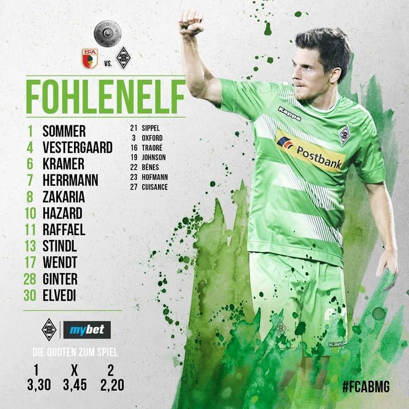 2. Spieltag: Borussias Reise zu den bayerischen Schwaben - Seite 2 21034410