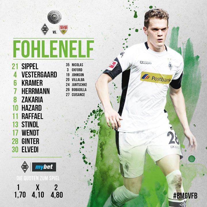 5. Spieltag: Borussia bekommt Besuch vom VfB - Seite 2 21688110