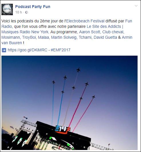 [14/07/2017] EMF Mainstage - Port Barcarès - France  Casque75
