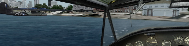 Compte rendu du vol Kenmore Air Harbor (W55) à Kenmore Air Harbor (W55) 1410