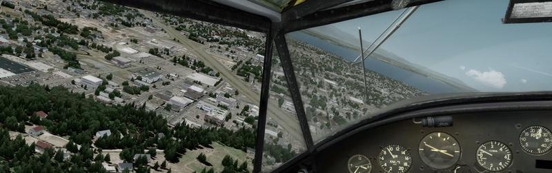Compte rendu du vol Kenmore Air Harbor (W55) à Kenmore Air Harbor (W55) 810