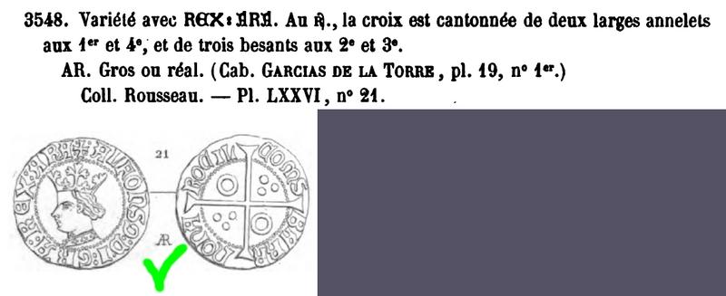Croat d'Alfonse V, Comte du Roussillon ... Agathe10
