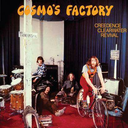 CREEDENCE CLEARWATER REVIVAL 20292910