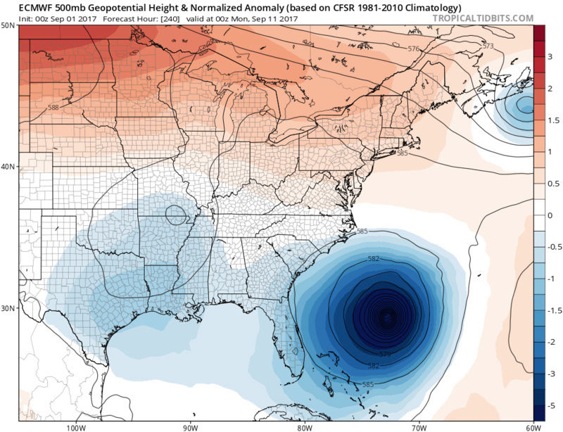 2017 General Tropical Cyclone Discussion Thread - Page 40 Ecmwf_16