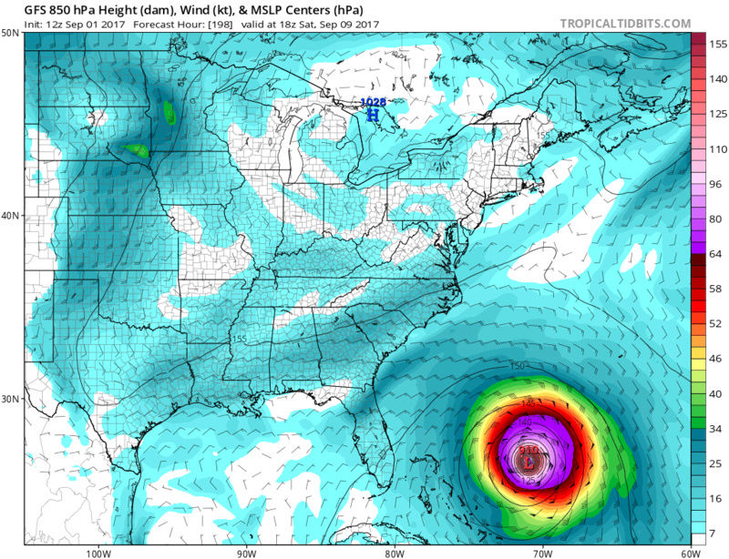 2017 General Tropical Cyclone Discussion Thread Gfs_ms14