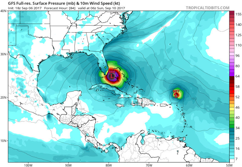 Tracking Hurricane Irma: Part 2 - Page 4 Gfs_pr10
