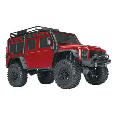 cherche Conseils sur Trx-4 land rover defender traxxas merci Trad2810