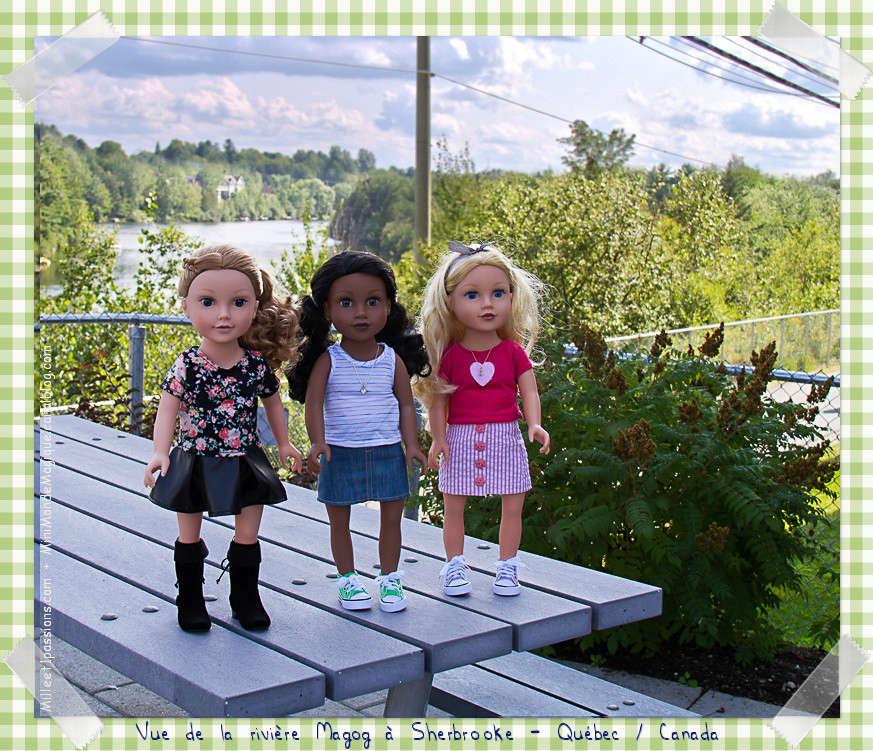 Mes poupées au Canada/USA : 25/06 - p.36   (nettoyage de voiture, balade et question, robe amérindienne, esquimau glacé) - Page 2 Img_5315