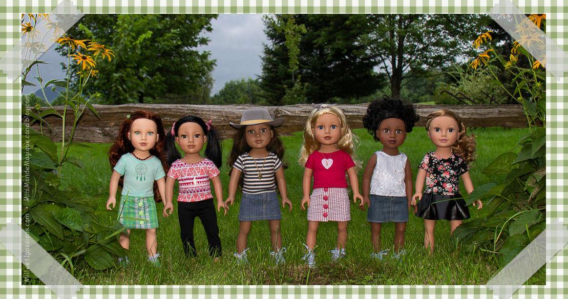 Mes poupées au Canada/USA : 25/06 - p.36   (nettoyage de voiture, balade et question, robe amérindienne, esquimau glacé) - Page 2 Img_5410