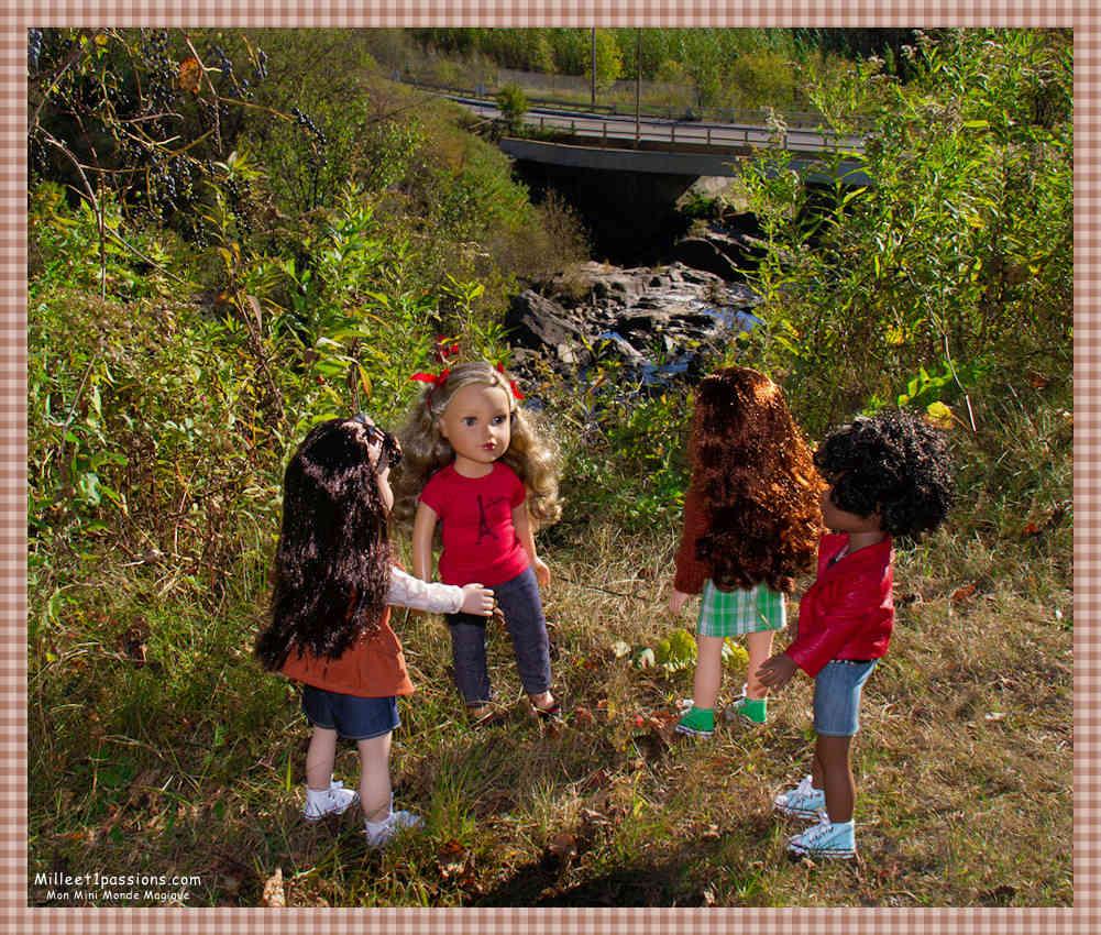 Mes poupées au Canada/USA : 25/06 - p.36   (nettoyage de voiture, balade et question, robe amérindienne, esquimau glacé) - Page 4 Img_6813
