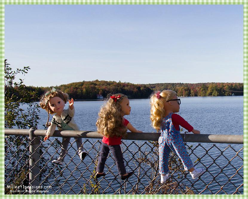 Mes poupées au Canada/USA : 25/06 - p.36   (nettoyage de voiture, balade et question, robe amérindienne, esquimau glacé) - Page 4 Img_6911
