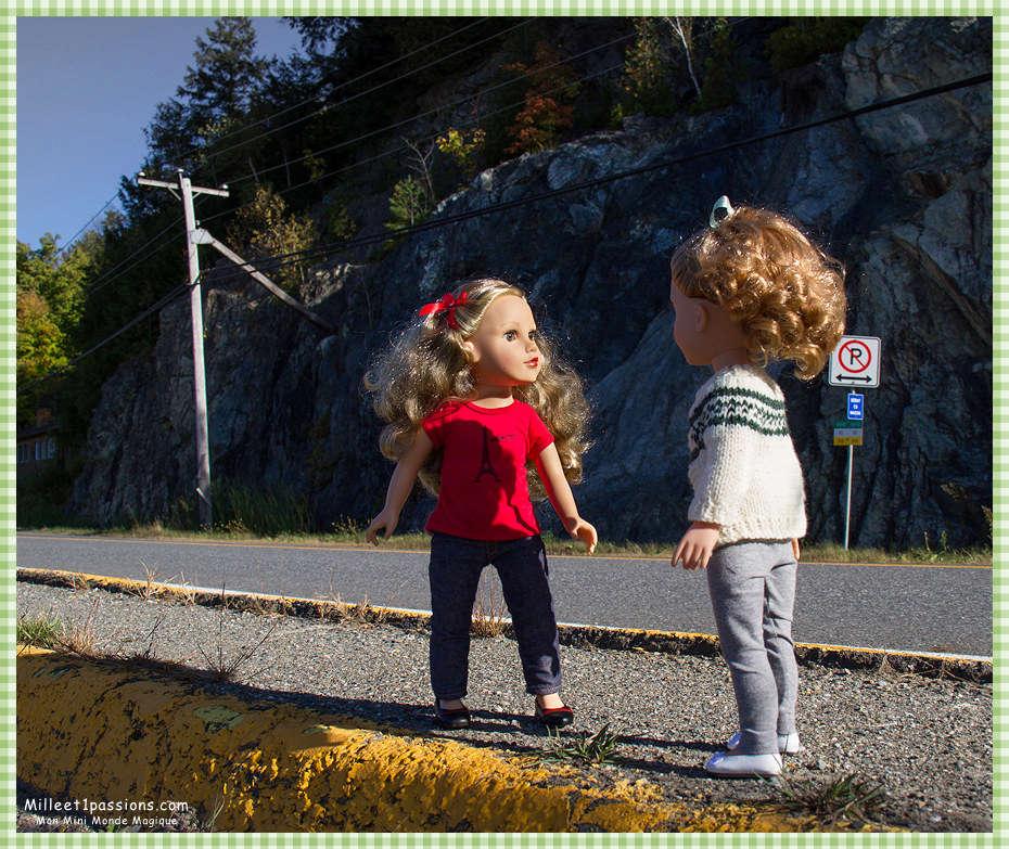 Mes poupées au Canada/USA : 25/06 - p.36   (nettoyage de voiture, balade et question, robe amérindienne, esquimau glacé) - Page 4 Img_6912