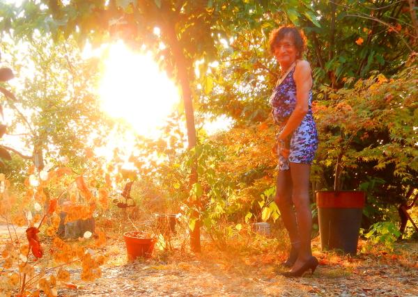 soleil levant en Ardèche  Dscn4810