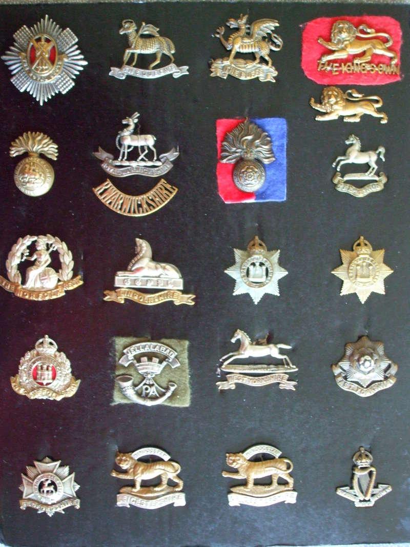 Armes des unités britanniques de la Première Guerre mondiale 01_cap10