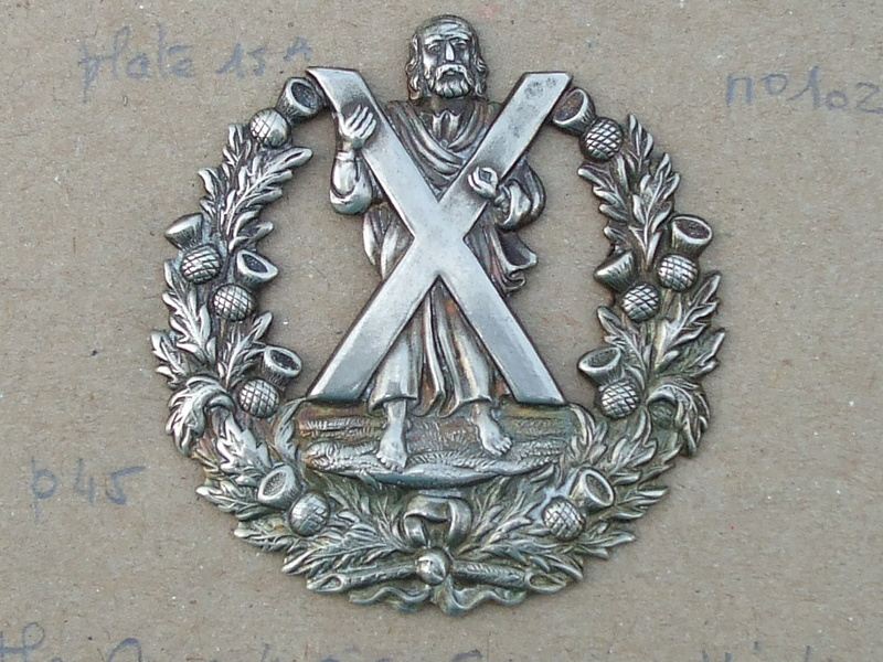 Insigne écossais ww2  61_cam10