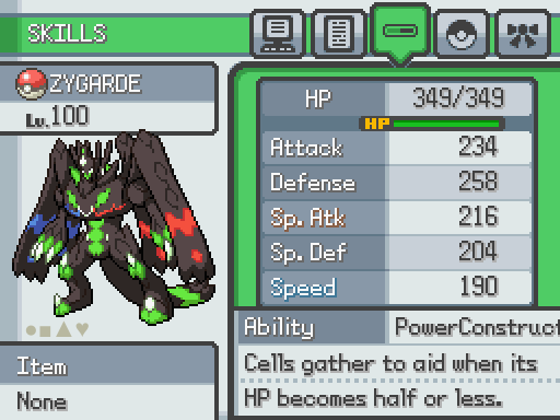Pokémon Chronicles Demo - Version 17.1 Pokymo12