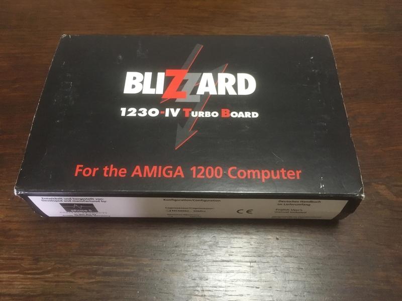 [EST] Phase 5 Blizzard 1230 IV + SCSI Module Img_3615