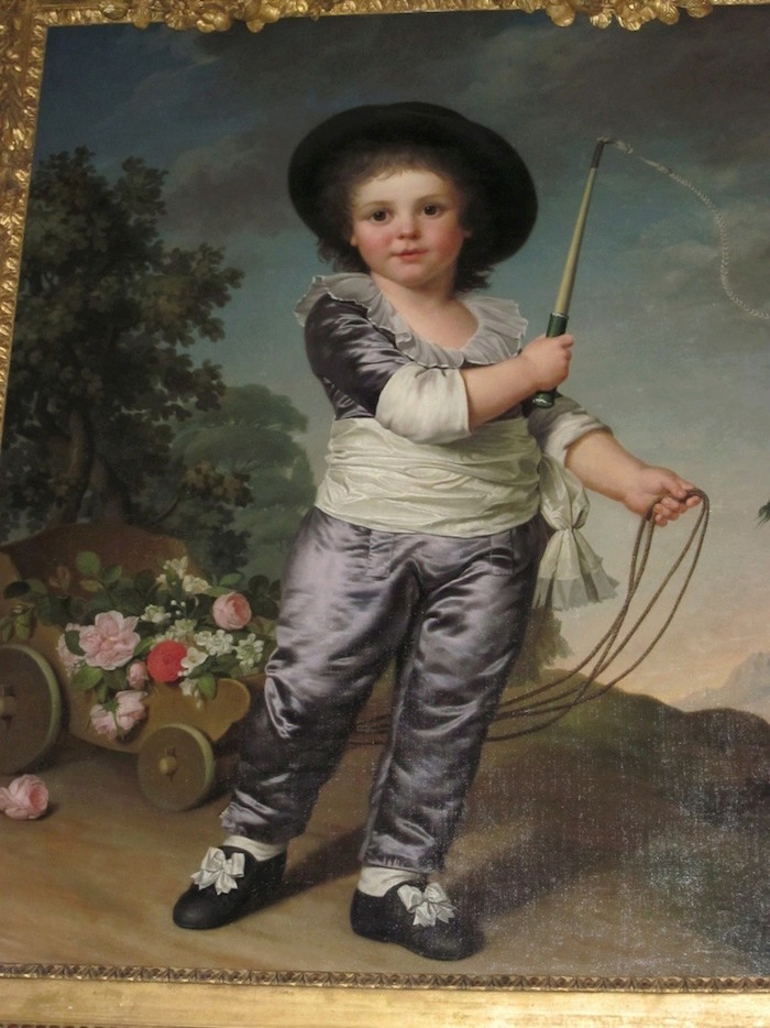 Le physique des enfants de Louis XVI et Marie-Antoinette - Page 4 06_20111