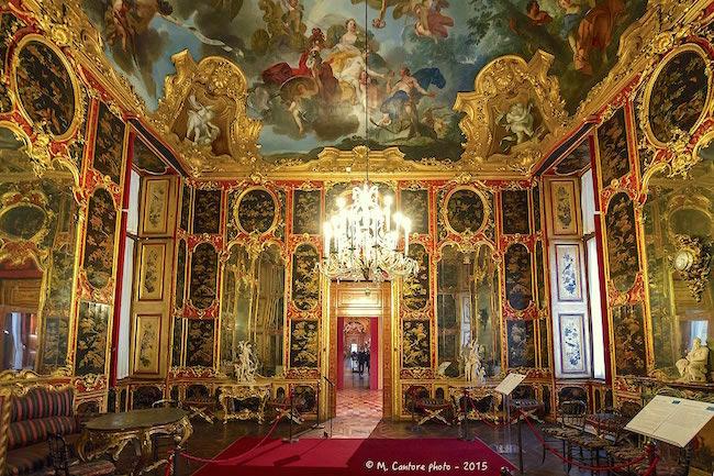 Le Palais royal de Turin (Palazzo Reale di Torino) 10b10