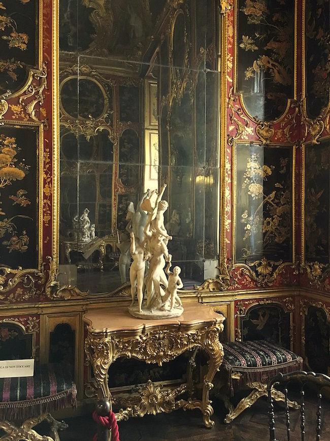 Le Palais royal de Turin (Palazzo Reale di Torino) 10e10