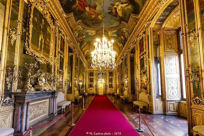Le Palais royal de Turin (Palazzo Reale di Torino) 112