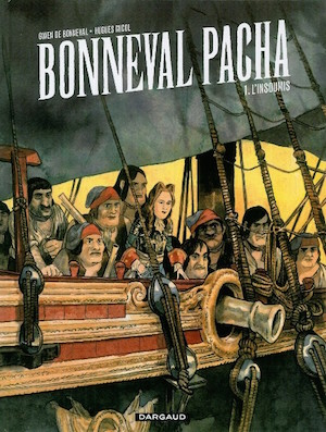 Bibliographie : le comte de Bonneval, futur Ahmed Pacha 113