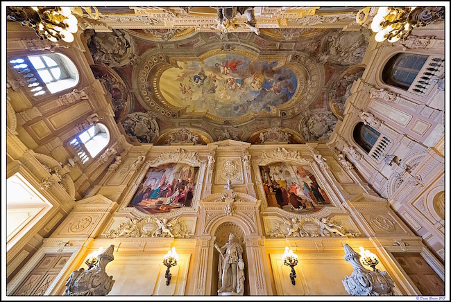 Le Palais royal de Turin (Palazzo Reale di Torino) 11935210