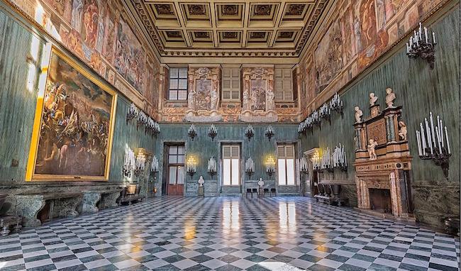 Le Palais royal de Turin (Palazzo Reale di Torino) 11968910