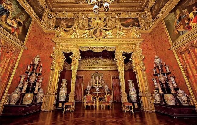 Le Palais royal de Turin (Palazzo Reale di Torino) 11969510