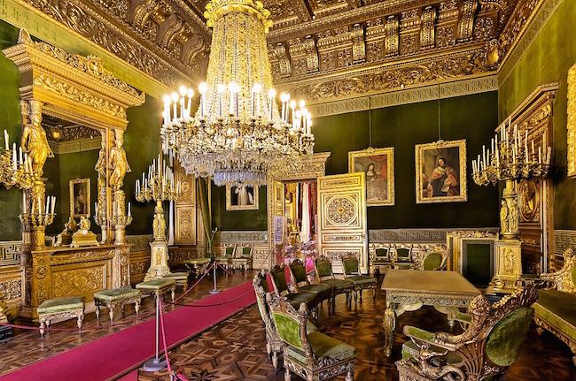 Le Palais royal de Turin (Palazzo Reale di Torino) 12003710