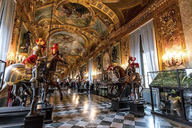 Le Palais royal de Turin (Palazzo Reale di Torino) 1210