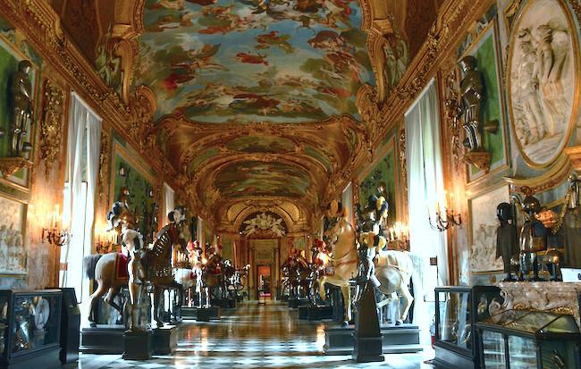 Le Palais royal de Turin (Palazzo Reale di Torino) 12a10