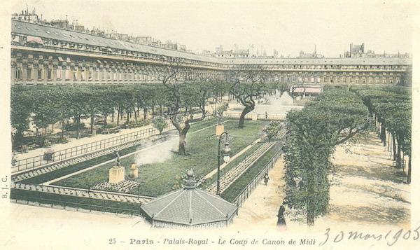 buffon - La Gloriette de Buffon, au Jardin des Plantes de Paris 14134610