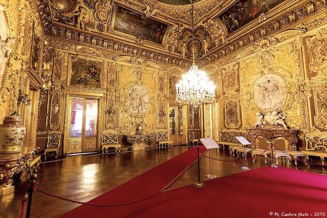 Le Palais royal de Turin (Palazzo Reale di Torino) 210