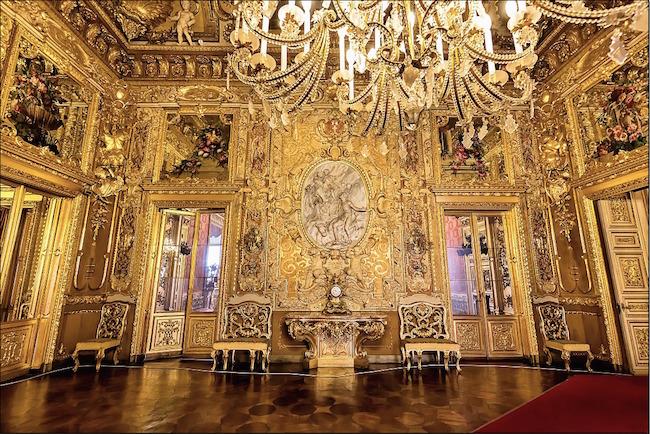 Le Palais royal de Turin (Palazzo Reale di Torino) 2a10