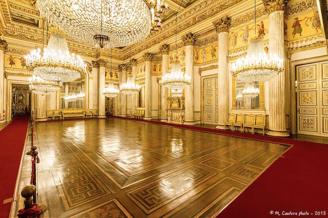 Le Palais royal de Turin (Palazzo Reale di Torino) 411