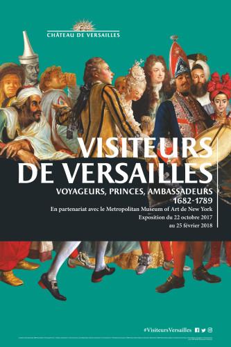 EXPOSITION - Exposition : Visiteurs de Versailles 1682-1789 45001810